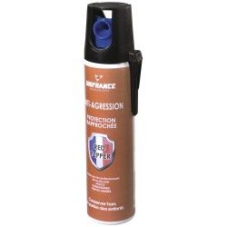 AEROSOL UNIFRANCE RED PEPPER GEL OC 75 ML