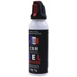 AEROSOL UNIFRANCE RED PEPPER GEL OC 100ML