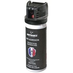 AEROSOL UNIFRANCE GEL CS 50ML