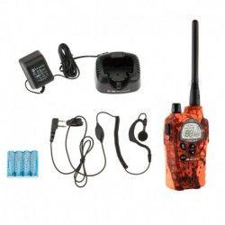 Talkies MIDLAND G9-PRO Export Blaze avec oreillette garantie 5 ans