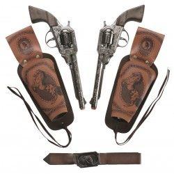 Pistolet à amorce enfant PANOPLIE COWBOY TEXAS