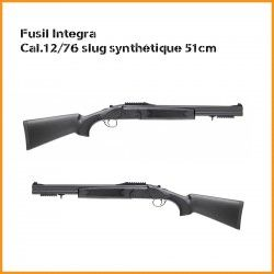 FUSIL SUPERPOSE INTEGRA SLUG SYNT CAL12 51CM