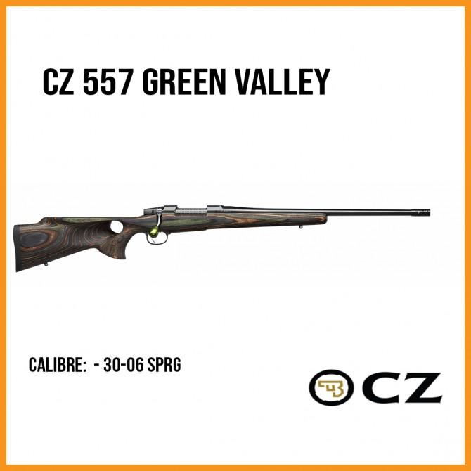 CARABINE CZ 557 ORANGE VALLEY