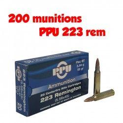 PARTIZAN CAL223 REM 55GR BT