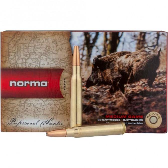 balles Norma 7x60 Vulkan