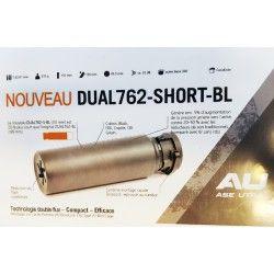 Modérateur de son ASE UTRA DUAL 5,56 Noir (Borelock)
