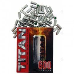 PACK 600 MUNITIONS 9MM PAK TITAN
