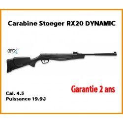 STOEGER RX20 DYNAMIC CAL4.5 19.9J