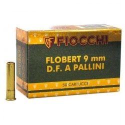 50 cartouches Fiocchi 9 mm Flobert 7.5
