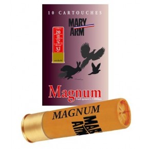Cartouche Mary Arm Magnum Calibre 20
