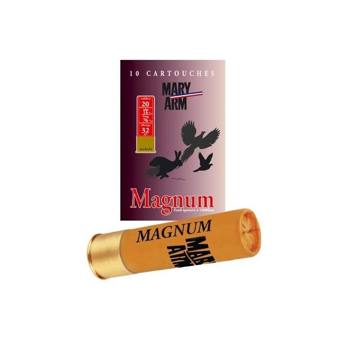 Cartouche Mary Arm Magnum Calibre 20