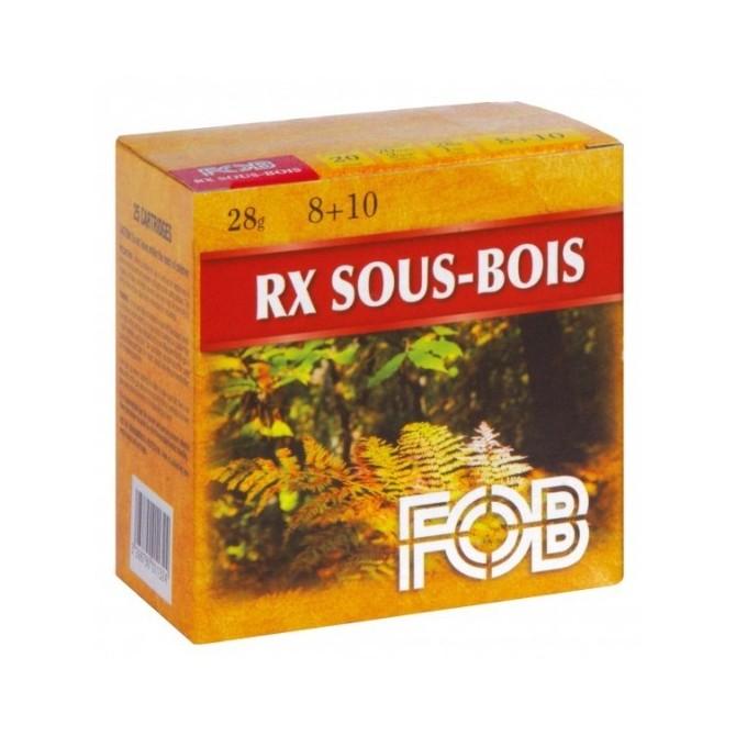 RX SOUS BOIS CAL 20 7+9