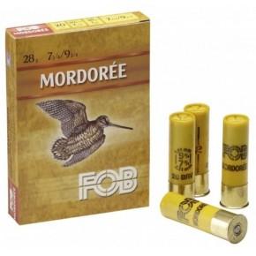 FOB MORDOREE 20/70 28GR PLOMB 7 3/4 9 3/4