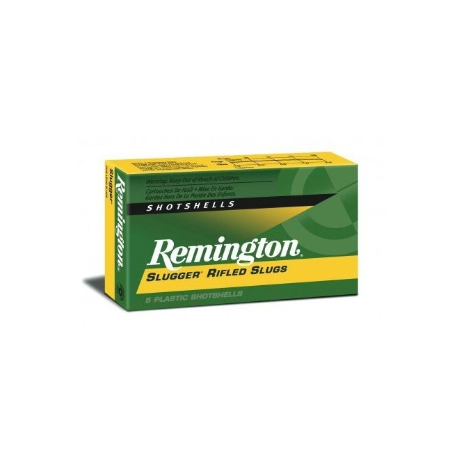 REMINGTON SLUGGER CALIBRE 20