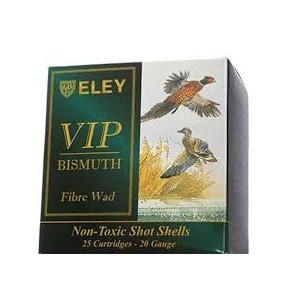 25 ELEY BISMUTH VIP GD PRIX 16/65 5