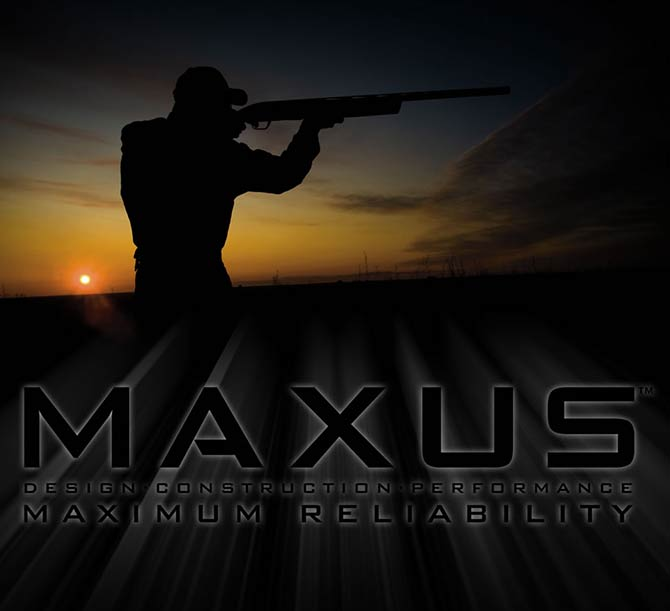 Maxus one browning