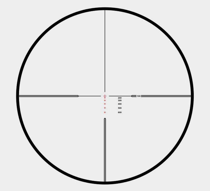 réticule Hawke Endurance 6-24x50